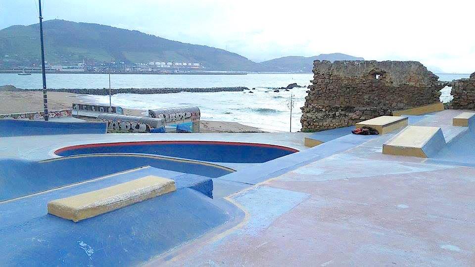 La Kantera Skatepark (Foto: Jon López)