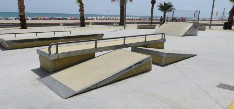 Skatepark San Juan de Alicante