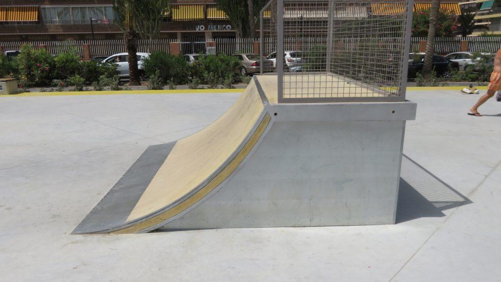 Skatepark Sant Joan d Alacant