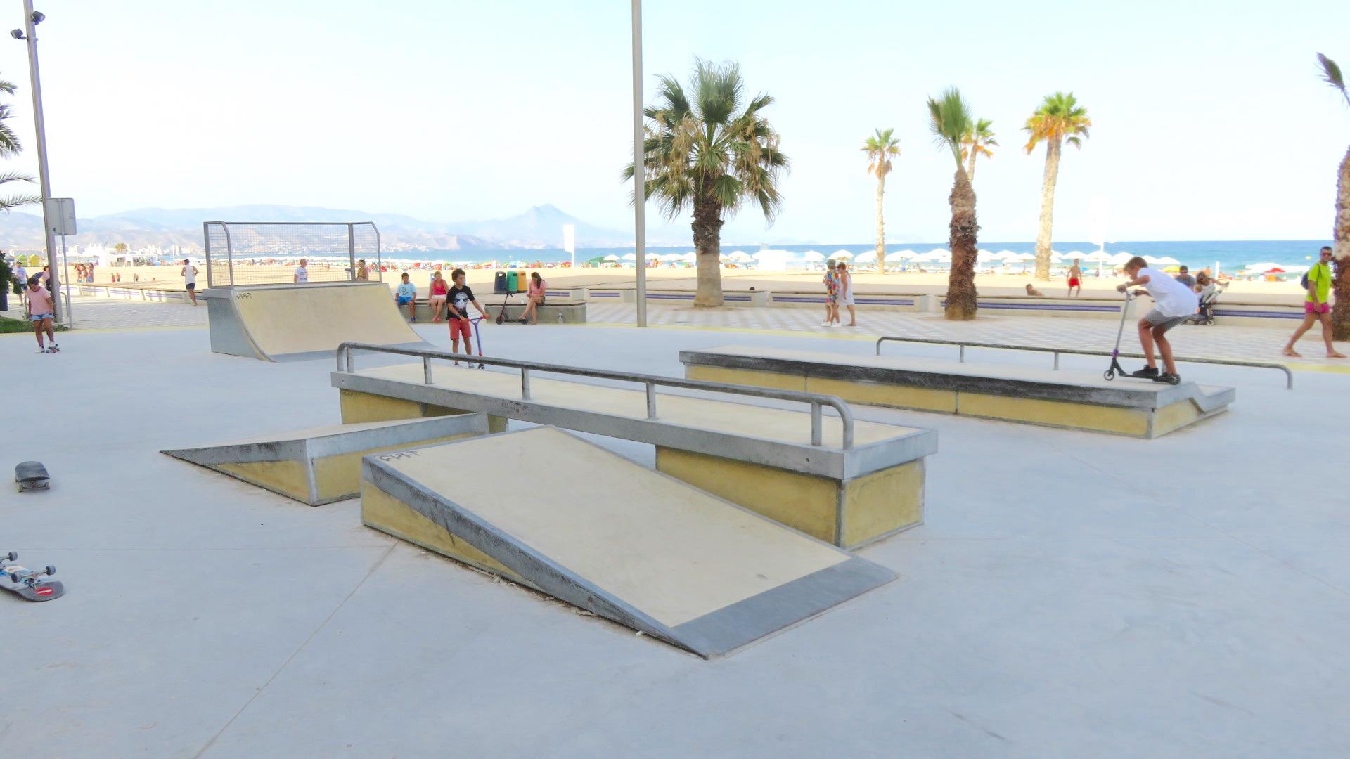 Skatepark-Sant-Joan-d-Alacant