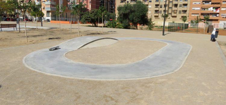 El peor pump track del mundo está en Valencia