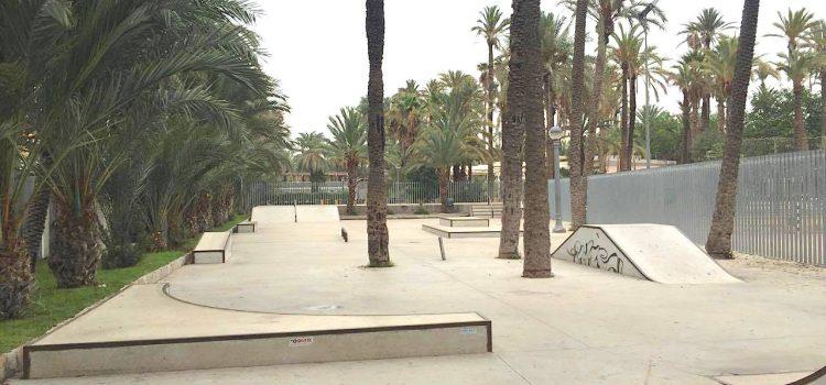 SKATEPLAZA DE ELCHE en Alicante