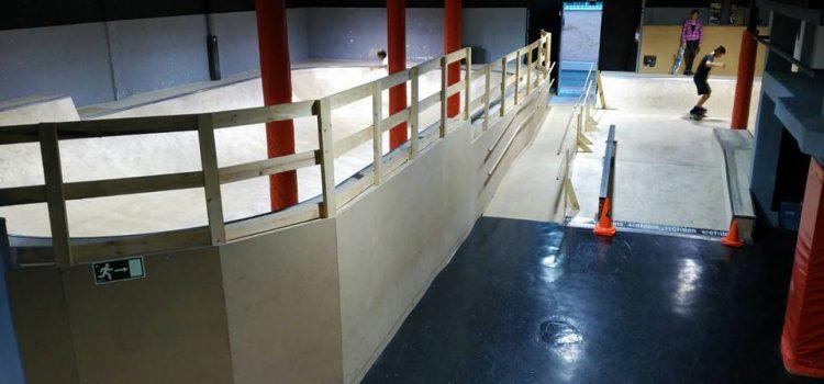 50 Project Indoor skatepark Madrid