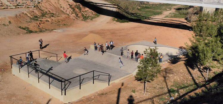 Skatepark de Riba-roja del Turia (Valencia)