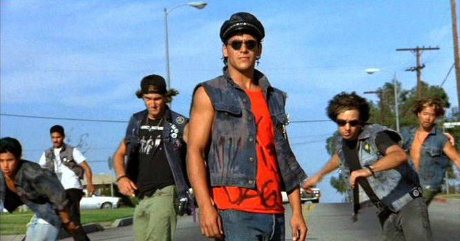 Tributo a BARON ROJO con skateboarding de los 80´s THRASHIN´