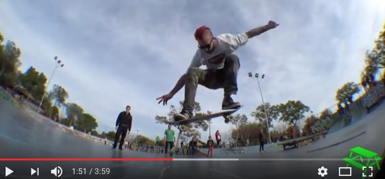 OLLIE CONTEST y SPEED TRICK en Alicante