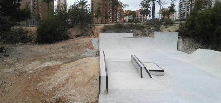 Skatepark de Benidorm (Alicante). Fotos y vídeos