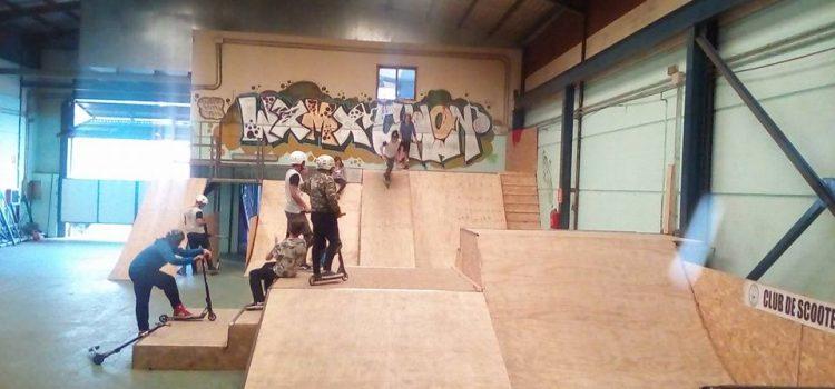Diverse Indoor Park. Nuevo indoor en Puerto de Sagunto (Valencia)