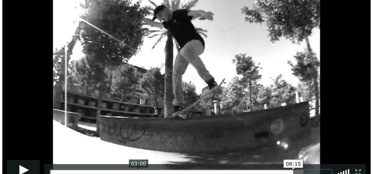 Vídeo del Team de Faust Skate Co. en Valencia