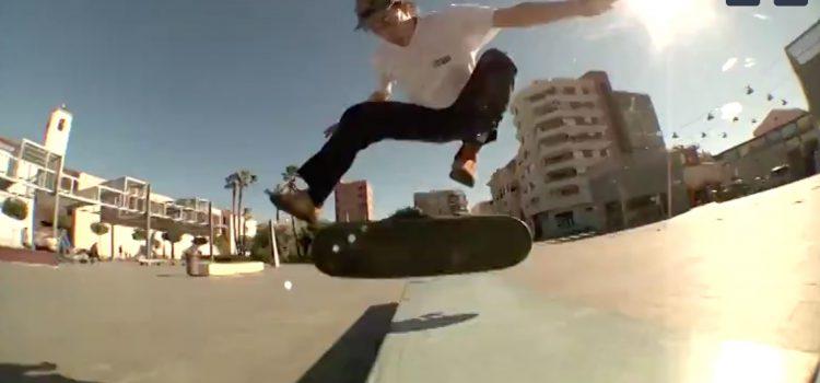 Valencia Report de John Valenti para Transworld skateboarding