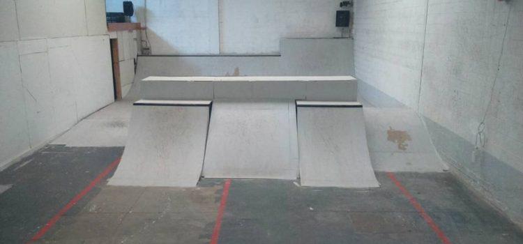 SKATEBOLINGA GASTEIZ Indoor skatepark en Vitoria