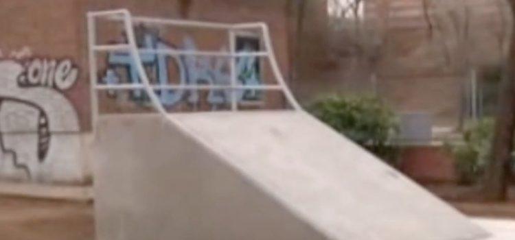 SKATEPARK de GUADALAJARA – 27.500 euros vale uno de los peores skateparks de España