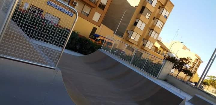 Skatepark de Benimámet (Valencia)