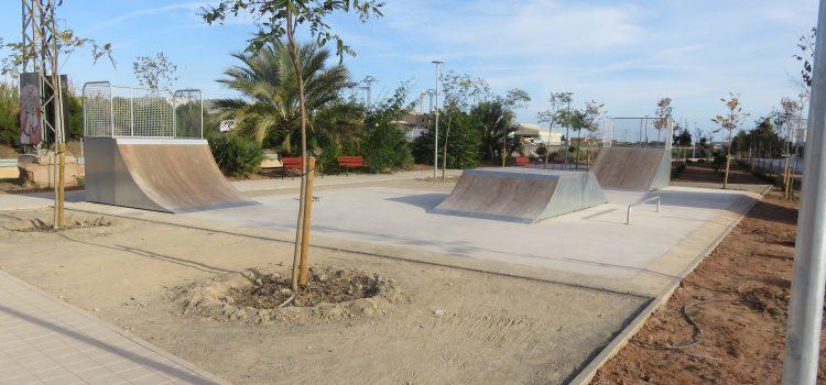 Skatepark de Tavernes Blanques : Nuevo capítulo de Los peores skateparks