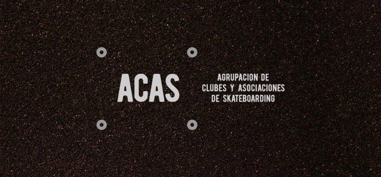 ACAS: Agrupación de Clubes y Asociaciones de Skateboarding