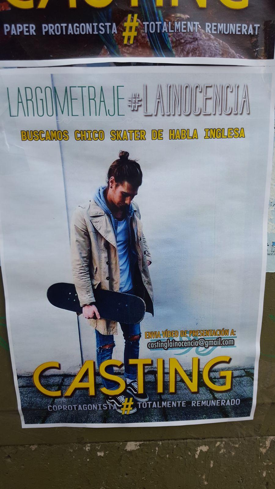 casting-skater-la-inocencia-remunerado