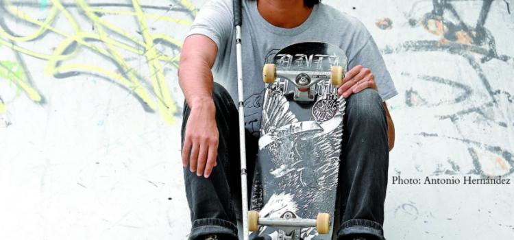 MARCELO LUSARDI – The Blind Rider – El skater ciego