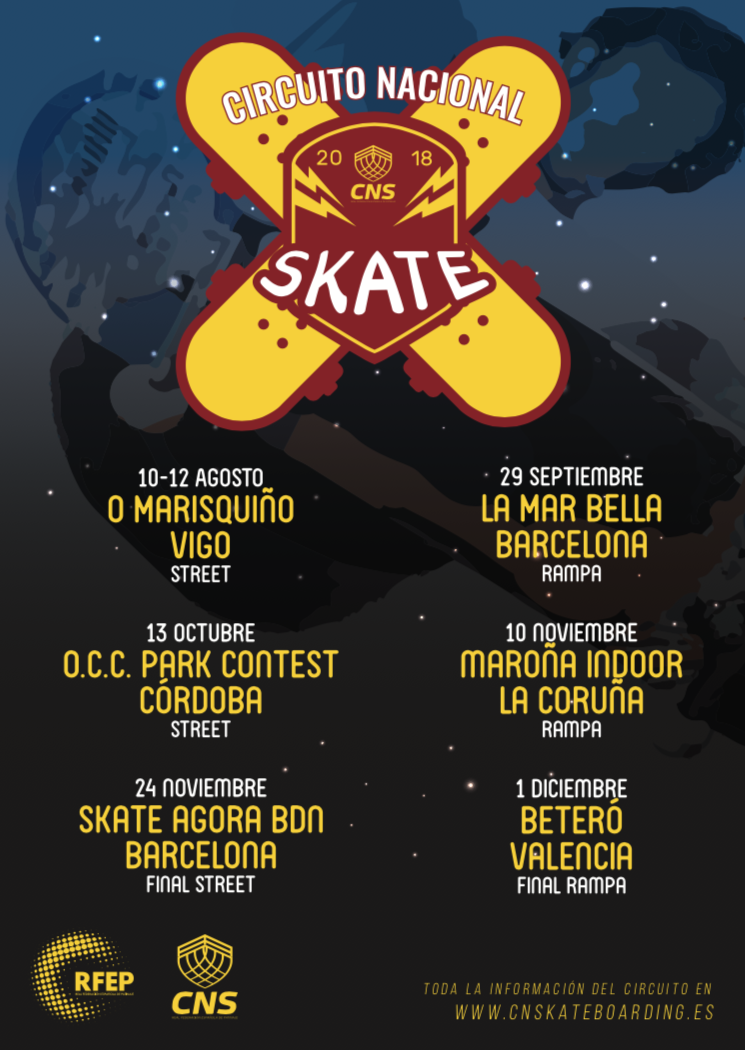 competiciones-skateboarding-2018-CIRCUITO-NACIONAL-españa