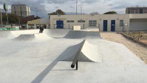 skatepark de Alzira