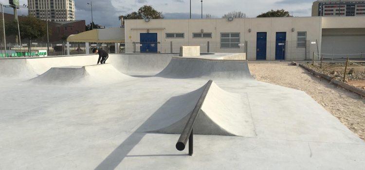 Skatepark Alzira – NUEVO 2019 (de Copin Ramps)