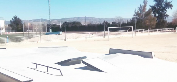 Skatepark de Caudete (Albacete)