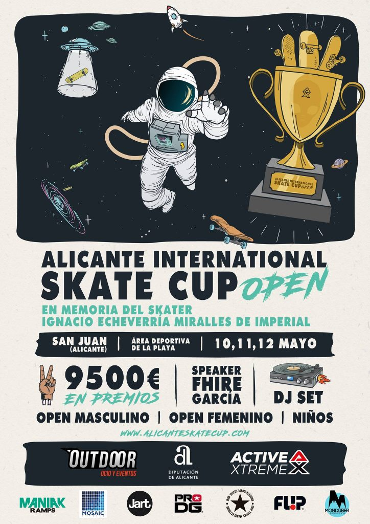 Alicante International Skate Cup