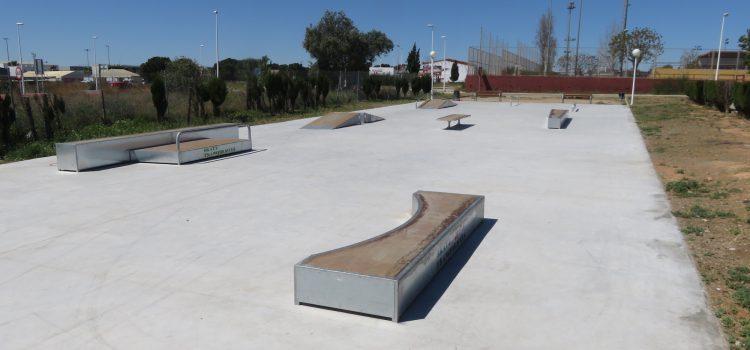Skateplaza de Manises (Valencia)
