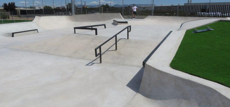 La Pobla de Vallbona: Nuevo Skatepark a 20 minutos de Valencia.