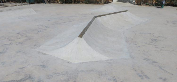 Skatepark de Sedavi (Valencia)