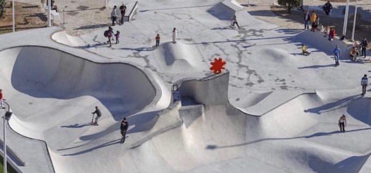 Skatepark de Cullera (cómo llegar y fotos)