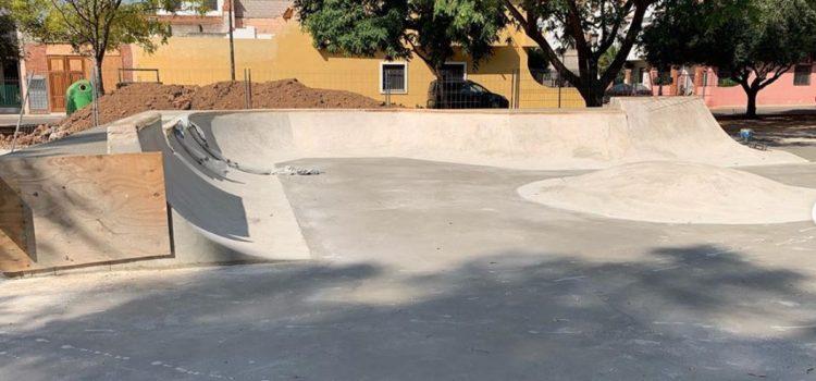 Skatepark de Benimodo (Valencia)