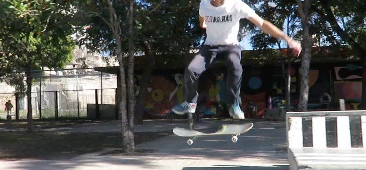 FELIZ AÑO – skateboarding edit 2019 BERNI
