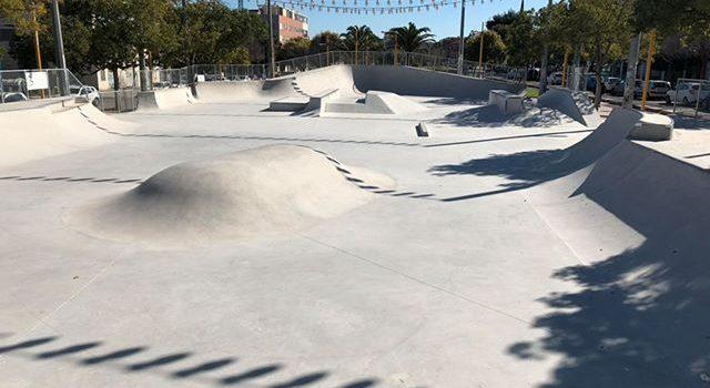 Skatepark de Torrente (actualizado 2020)