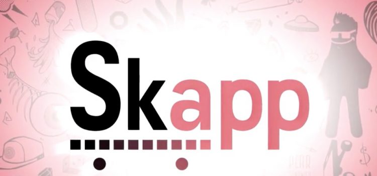 Skapp: Convierte tu móvil en un skate con este videojuego